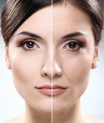молодость кожи лица