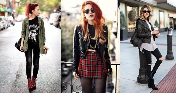 панк и рок стили