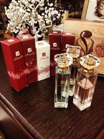 новая парфюмерия